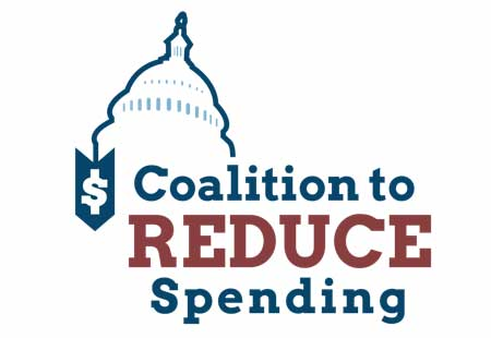 Coalition to Reduce Spending Logo